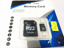 I PCS X 8 GB micro SD  Plus Memory Card With Adaptor- Brand New