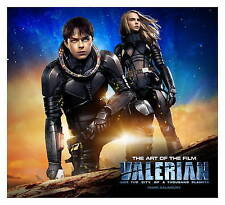 Valerian and the City of a Thousand Planets the Art of the Film by Mark Salisbury (Hardback, 2017)