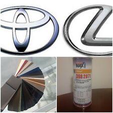 TouchUp Spray Paint TOYOTA/LEXUS/SCION Cars, trucks, RVs, buses,100.000 codes