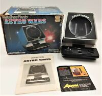 Grandstand Astro Wars Video Game Console BOXED TESTED