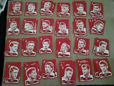 Euro 2016 panini extra stickers coca cola GERMANY BELLARABI KARIM