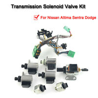 F1CJA RE0F10A High Quality Vehicle Valve Body Solenoids Compatible with Nissan