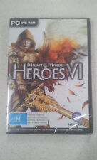 Might & Magic Heroes VI 6 PC Game New and Sealed