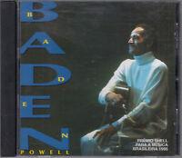 Baden Powell : Premio Shell Para A Musica Brasileira CD FASTPOST