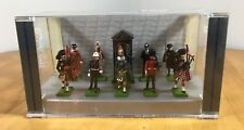 W Britain Collection The London Scene - Hand Painted Metal Soldiers - England