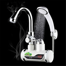 Digital Electric Faucet Tap Hot/Cold Water Heater Fast Instant Kitchen MN