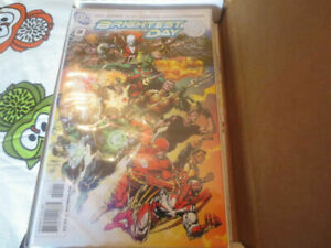 Brightest Day  Issue # 0-12 DC Comics