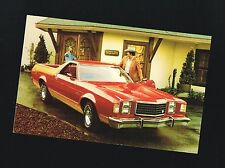 1979 FORD issued RANCHERO GT Post Card PostCard