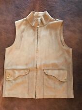Original Ralph Lauren Waistcoat Vest Size M In Excellent Condition