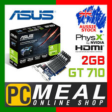 ASUS nVIDIA GeForce GT710 2GB Silent Video Card Graphics Low Profile 2048MB 0dB