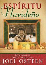 Espiritu Navideno: Recuerdos de Familia, Amistad y Fe by Joel Osteen: New