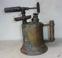 Antique Vintage Blow Torch Soldering Tool