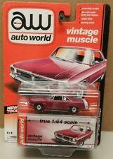 DODGE DART 1970 PANTHER PINK BOYS 1971 SWINGER SCAT PACK AW AUTO WORLD MOPAR