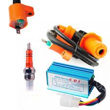 Performance Racing CDI Ignition Coil Spark Plug for 50-160CC  Dirt Bike ATV Quad