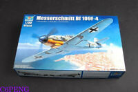 Trumpeter 02292 1/32 Messerschmitt Bf 109F-4 hot