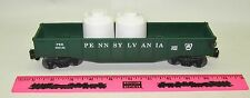 Lionel New 36098 Pennsylvania gondola with canisters 385186