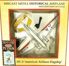 Model Power 5559-1 DC-3 American Airline Flagship 1:100 Original Packaging