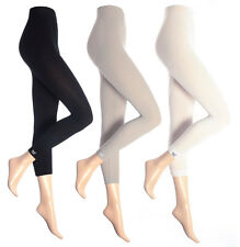 Heat Holders - Ladies Winter Warm Leggings Thermal Underwear Long Johns Bottoms