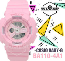 Casio Baby-G BA-110 Pink Color Series Watch BA110-4A1