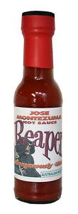 Gourmet Carolina Reaper Chilli Sauce (Extremely Hot) 150MLChili Reaper