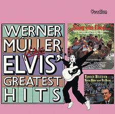 Werner Müller Plays Elvis' Greatest Hits, Sing Ein Lied ... & Wunsch-Melodien...