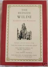 THE BEDSIDE WILDE - Oscar Wilde Anthology - HC/DJ