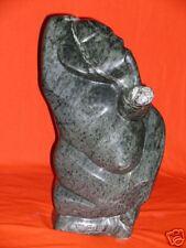 African Art  Shona  - The Smoking Man