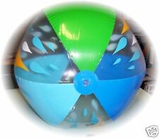 """AQUAFUN RAINDROP BEACH BALL 76CM (30"""")"""