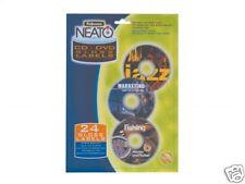 PAPIER AVERY 24 ETIQUETTES CD BRILLANT / ETIQUETTE 117