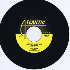 STICK McGHEE - DRANK UP ALL THE WINE LAST NIGHT / VENUS BLUES - HOT R&B JIVER