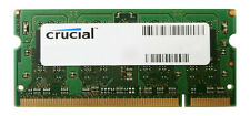 DDR2 1GB PC2-6400 DDR800 Crucial CT12864AC800 Memoria Ram Notebook Sodimm