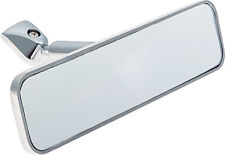 Hot Rod, Rat Rod, Classic Car or Truck / Universal Polished Rear View Mirror
