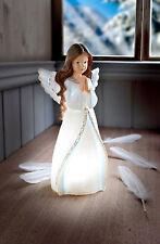 LED Dekoleuchte Figur Engel Fensterdeko Weihnachtsbeleuchtung Weihnachtsdeko NEU