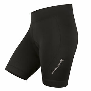 Endura Women's Xtract II Shorts / Black Size LARGE  New Free P&P UK Seller
