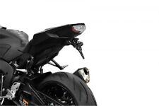 IBEX-Pro Kennzeichenhalter HONDA CBR 1000 RR Bj. 17-, Stahl, schwarz
