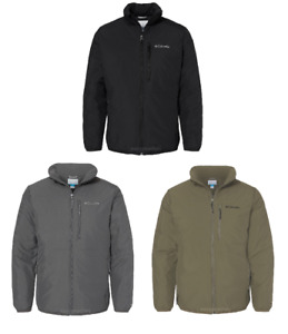 Columbia Sports - Mens S-XL, 2XL, 3XL, Full Zip, Grand Wall, Thermarator Jacket