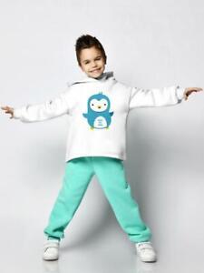 Cute Penguin Hoodie -Image by Shutterstock
