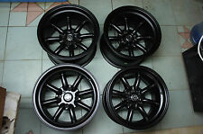"JDM 15"" AE86 Datsun ta22 Staggered wheels 240z watanabe Style design s30 ke70 dx"