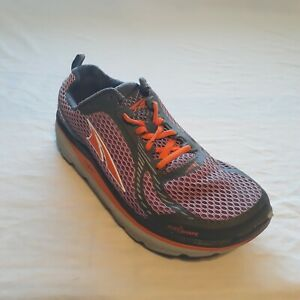 Altra Womens Paradigm 3 Shoe AFW1739F-4 Purple Orange Running Sneaker US Sz 7.5