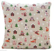 Children's Christmas Decorative Cushions