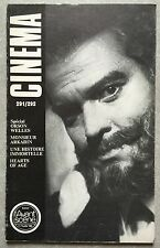 Magazine la VANGUARDIA N º 291-292 Carpeta Secret Mr. Arkadin Orson Welles