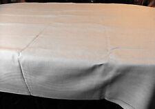 Service de table 12 couverts damassé 2m70 x 1m50  -