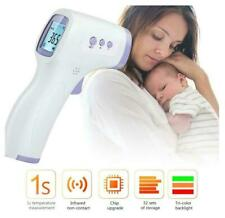 Non-contact IR Infrared LCD Digital Thermometer Forehead Body Temperature Meter