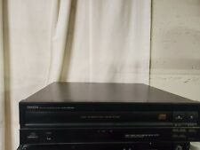 Denon DCM-320 CD Changer 5 Compact Disc Player Made in Japan FREE SHIPPING