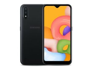 Samsung Galaxy A01, with a FREE month on Verizon's 4GLTE Network ($40 value),