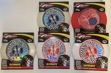 Wham-O Ultimate Frisbee 175g Sports Disc Blue and White