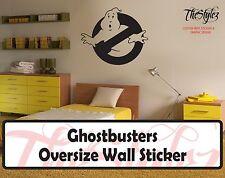 Ghostbusters Cartoon logo Wall Vinyl Sticker