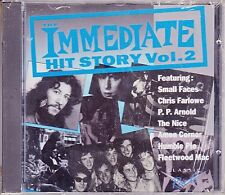 Small Faces, The Nice, Humble Pie, Fleetwood Mac- Immediate Hits Story- Vol. 2