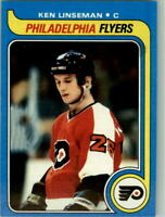 1979-80 Topps #241 Ken Linseman RC - EX