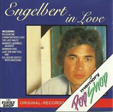 Engelbert Humperdinck: [Made in Austria] Engelbert In Love         CD